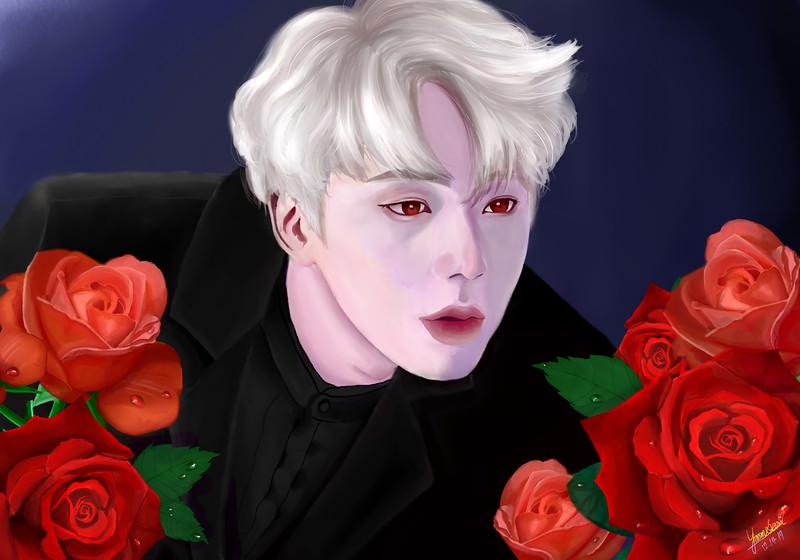 Jin by Yoon Seo Choi '19