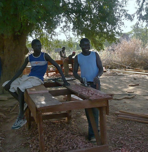 We're so happy to provide jobs for the people of Southern Sudan.