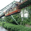 Wuppertal Schwebebahn, more pictures in gallery below
