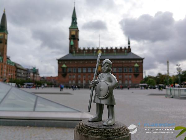 September 2019: Copenhagen, Denmark.