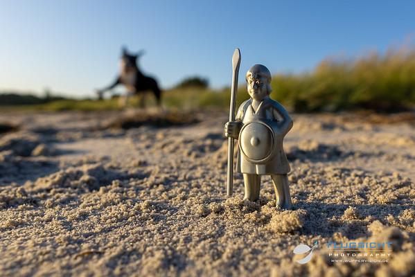 September 2019: On the shores of Lumsas, Denmark