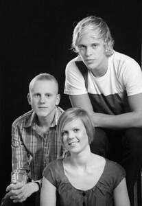 Familjefoto, barnfotografering tillsammans med familjen