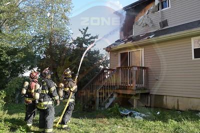 Wyandanch Fire Co. Signal 13  23 Arlington Ave.  9/23/16