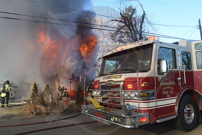 Wyandanch Fire Co. Signal 13   S.29th St.  1/21/19