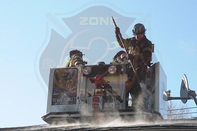 Wyandanch Fire Co. Signal 13 105 S.31st St. 1/1/15