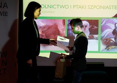 """Konkurs """"Ptaki zimujące w kraju. Zdjęcia, zwyczaje, wiedza."""" Warszawa ©Agata Katafiasz-Matysiak"""