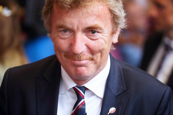 Zbigniew Boniek zadowolony po EURO 2016