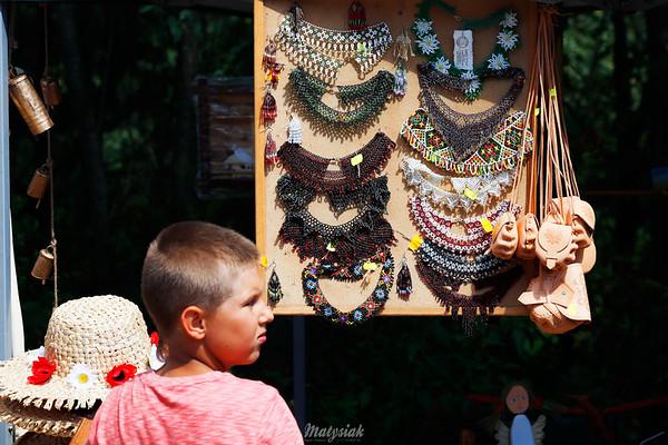 Karpacka biżuteria koralikowa