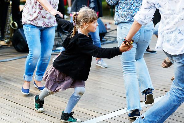 Tańce, hulanki, swawole, chmiel