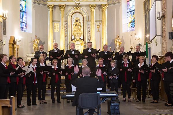 Chór  Cantores Reginae Poloniae