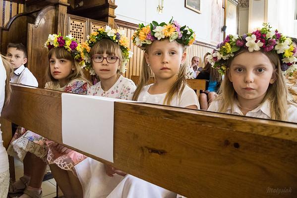 Panny w wiankach