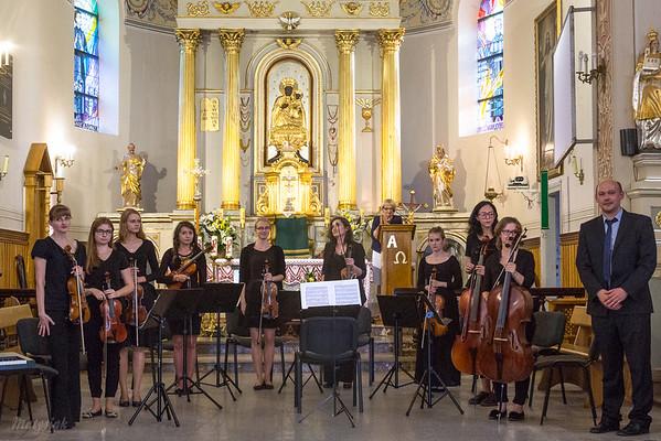 Kameralny zespół smyczkowy Sinfonietta de Girarda