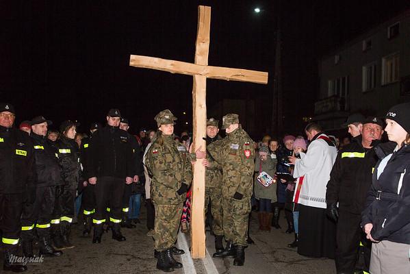 Droga Krzyżowa Mszczonów ©Agata Katafiasz-Matysiak