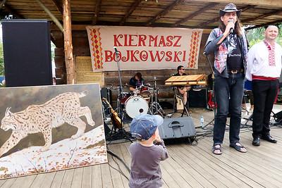Kiermasz Bojkowski  Bieszczady ©Agata Katafiasz-Matysiak