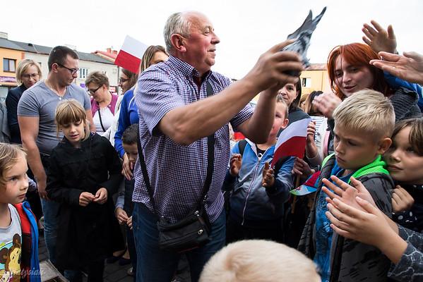 Marsz Niepodległości Mszczonów ©Agata Katafiasz-Matysiak