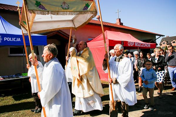 Odpust w Parafii Św. Ojca Pio Mszczonów ©Agata Katafiasz-Matysiak