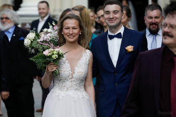Marzena&Jędrzej ©Mateusz Matysiak