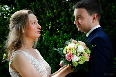 Marzena&Jędrzej ©Agata Katafiasz-Matysiak