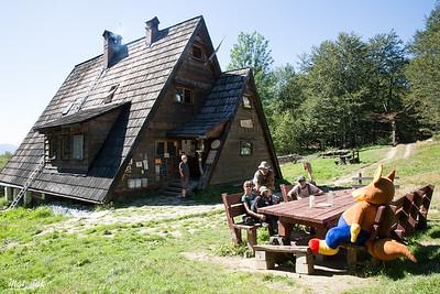 Chata Socjologa Otryt Bieszczady ©Agata Katafiasz-Matysiak