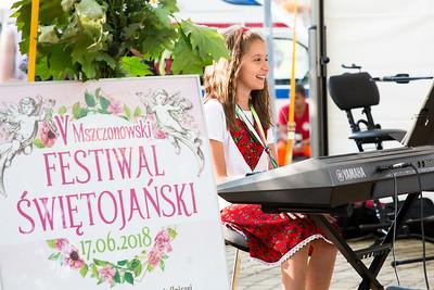 Festiwal Świętojański  Mszczonów ©Agata Katafiasz-Matysiak