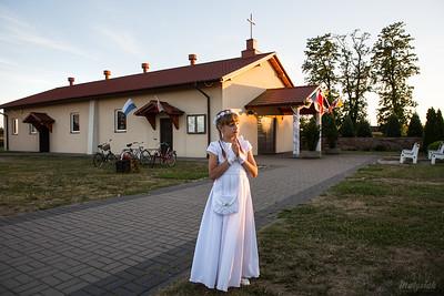 Pierwsza Komunia Święta ©Agata Katafiasz-Matysiak