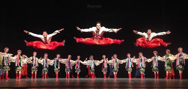 Balet VIRSKI w scenicznym żywiole