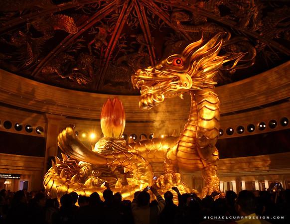 Dragon - Wynn Macau