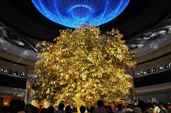 Prosperity Tree - Wynn Macau
