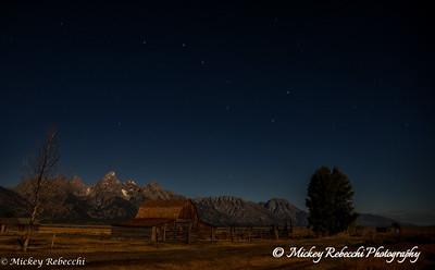 Night Sky Big Dipper