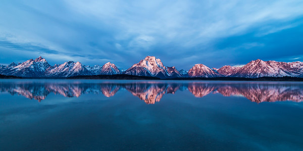 Grand Teton National Park Reflection