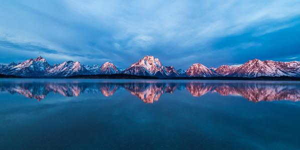 Grand Teton National Park Reflection