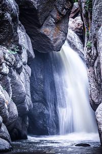 Hidden Falls Curt Gowdy