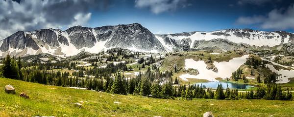 Snowy Range Panorama