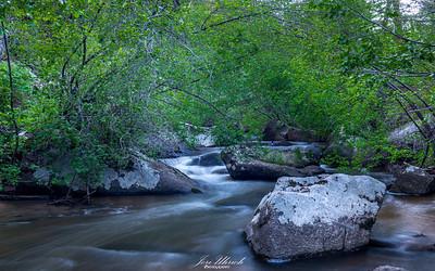 Crow Creek in Curt Gowdy