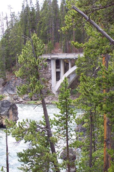 Canyon Bridge Walk - 6/24/2002