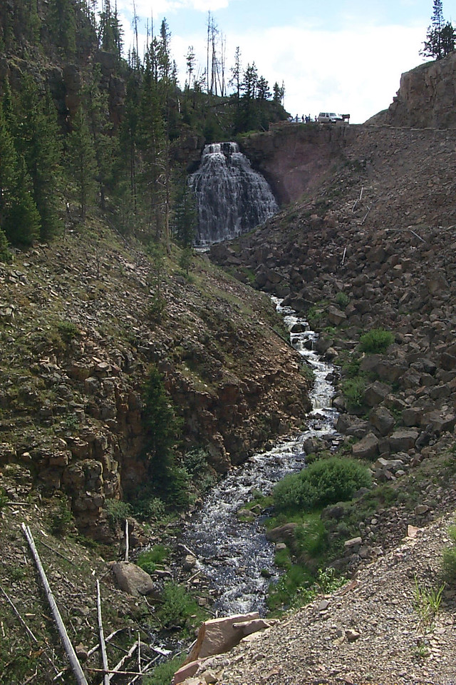 Rustic Falls - 6/25/2002