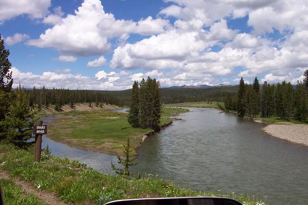 Snake River - 6/23/2002