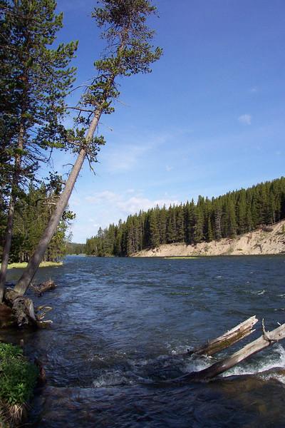 Yellowstone River - 6/24/2002