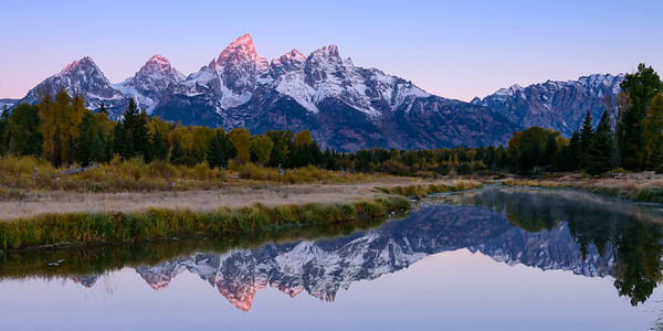 Schwabacher's Landing First Light