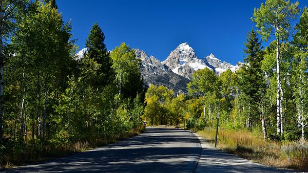 Tetons Fall Day