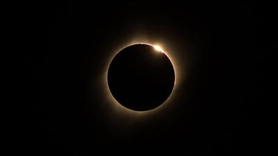 2018 Solar Eclipse - Orin, WY