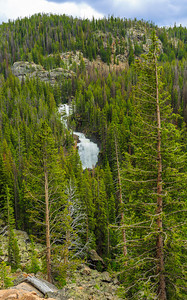 Beartooth Falls
