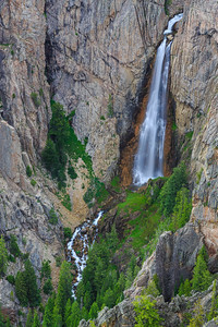 Bucking Mule Falls