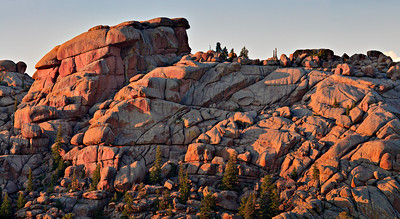 Sherman Granite dome, Precambrian