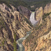 Lower Falls and Grand Canyon of the Yellowstone