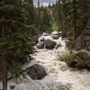 Rapids on Lupine Creek