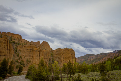 Shoshone Country