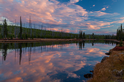 Lewis River, Yellowstone National Park
