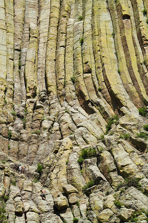 Do you see the two climbers?