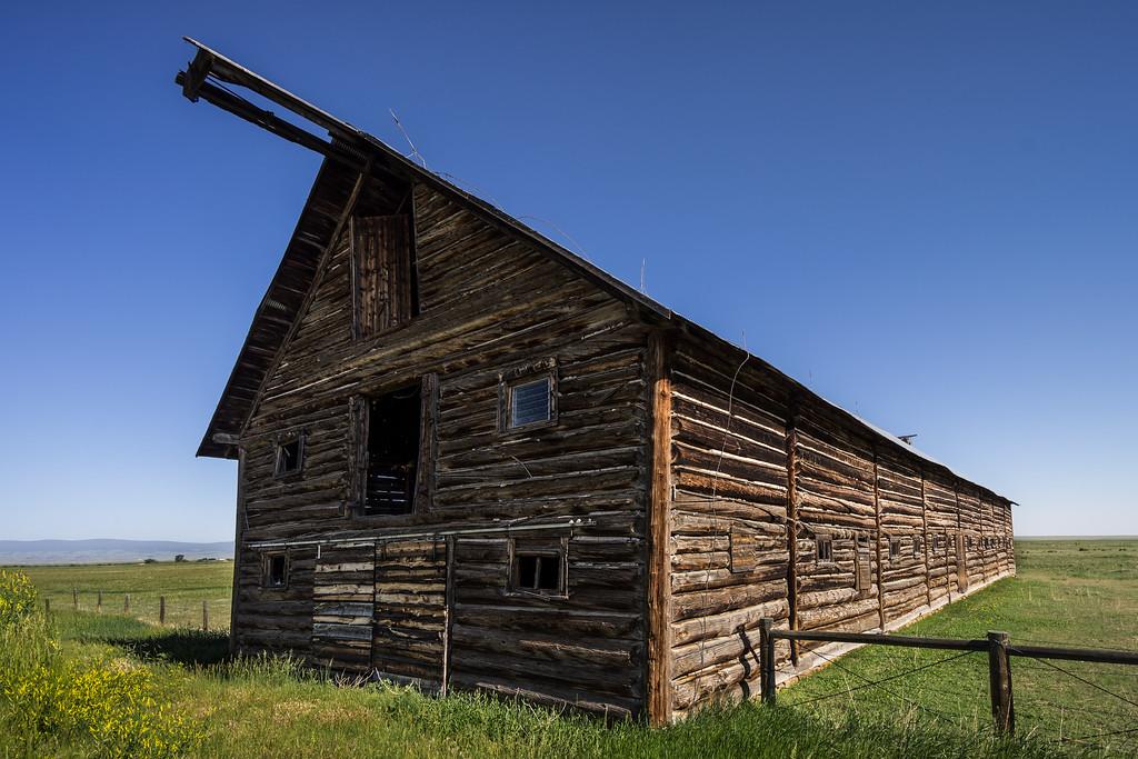 Hendrick Lane Barn